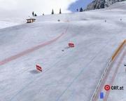 Ski Challenge 10: Screen aus Ski Challenge 10.