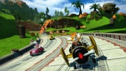 Sonic & SEGA All-Stars Racing: Erste Screens aus dem Funracer Sonic & SEGA All-Stars Racing