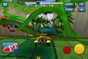 Sonic & SEGA All-Stars Racing: Screenshot von Sonic & Sega All-Stars Racing Iphone