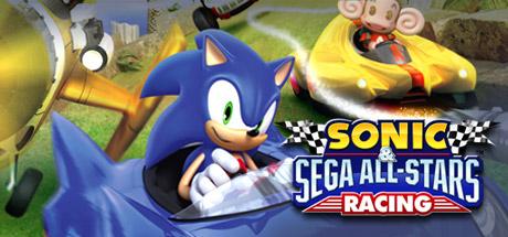 Logo for Sonic & SEGA All-Stars Racing