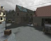 Call of Duty 2: Map Ansicht - Blutstadt