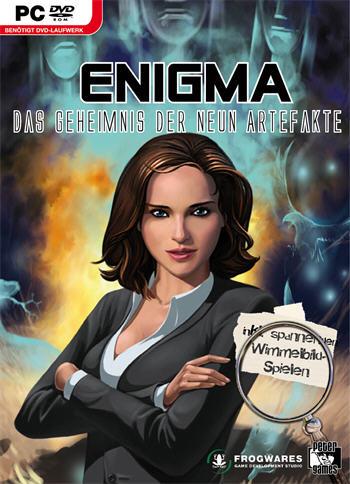Enigma - Das Geheimnis der neun Artefakte