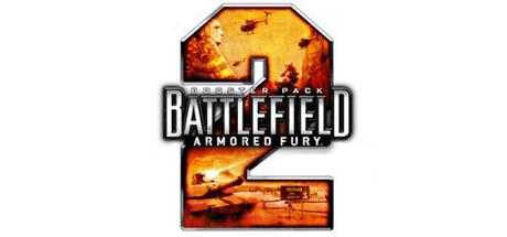 Logo for Battlefield 2: Armored Fury
