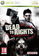 Logo for Dead to Rights: Retribution