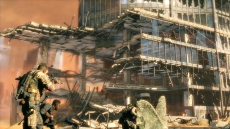 Spec Ops: The Line: Screen zum Spiel.