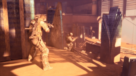 Spec Ops: The Line: Screen zum Spiel.