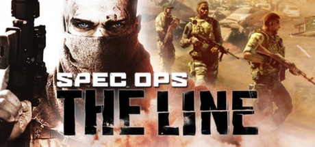 Logo for Spec Ops: The Line