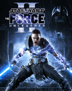 Logo for Star Wars: The Force Unleashed 2
