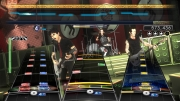 Green Day: Rock Band: Screenshot aus dem Musikspiel
