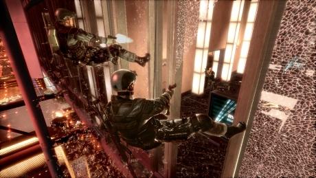 Rainbow Six: Vegas: Screen zum Spiel.