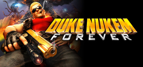 Logo for Duke Nukem Forever