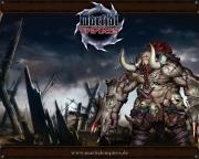 Martial Empires: Wallpaper zum kommenden kostenlosen MMO Martial Empires.
