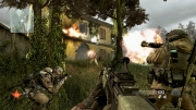 Call of Duty: Modern Warfare 2: Screenshot der Map Overgrown aus dem Stimulus Map Pack
