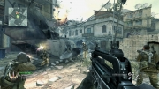 Call of Duty: Modern Warfare 2: Screenshot der Map Crash aus dem Stimulus Map Pack