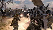 Call of Duty: Modern Warfare 2: Screen zur Map Trailer Park aus dem Resurgence Pack