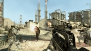 Call of Duty: Modern Warfare 2: Screen zur Map Fuel aus dem Resurgence Pack