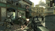 Call of Duty: Modern Warfare 2: Screen zur Map Strike aus dem Resurgence Pack