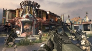 Call of Duty: Modern Warfare 2: Screen zur Map Carnival aus dem Resurgence Pack