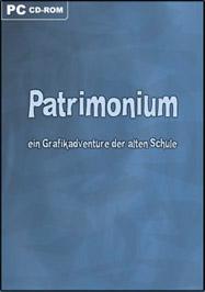 Logo for Patrimonium