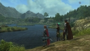 White Knight Chronicles: Screenshot aus dem Rollenspiel White Knight Chronicles