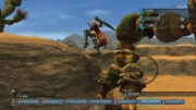White Knight Chronicles: Screenshot aus dem Rollenspiel White Knight Chronicles