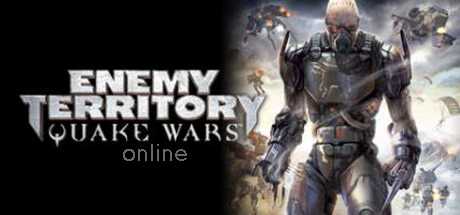 Logo for Quake Wars Online