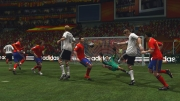 FIFA Fussball-Weltmeisterschaft Südafrika 2010: Screen aus FIFA Fussball-Weltmeisterschaft Südafrika 2010.