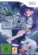 Logo for Fragile Dreams