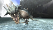Monster Hunter Tri: Screenshot aus Monster Hunter Tri