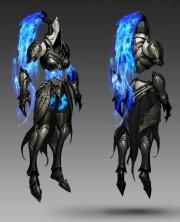 Diablo 3: Diablo III-Erweiterung Reaper of Souls Concept-Art