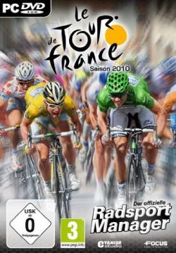 Tour de France 2010: Der offizielle Manager