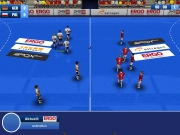 Handball Simulator 2010 European Tournament: Handball Simualtor 2010 - Ingame