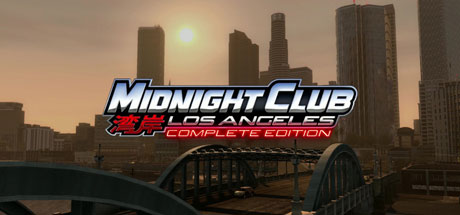 Logo for Midnight Club: Los Angeles