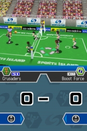 Sports Island 2: Neue Screenshots von Sport Island