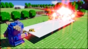 3D Dot Game Heroes: Neue Screenshots von 3D Dot Game Heroes