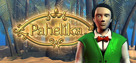 Logo for Pahelika: Secret Legends